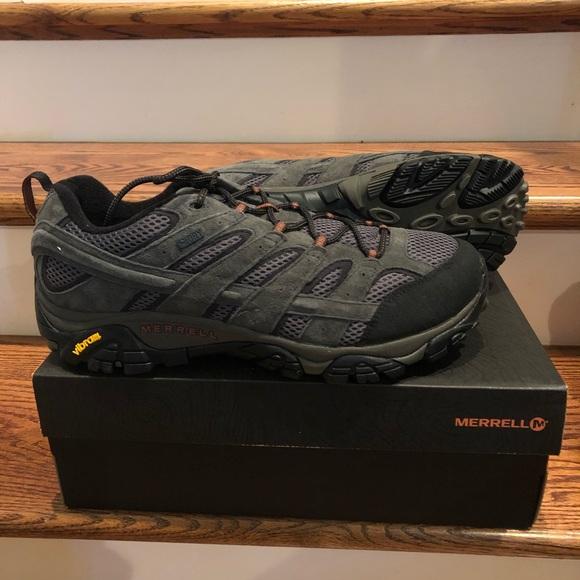 Merrell Shoes | Moab 2 Waterproof Mens